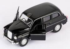 BLITZ VERSAN Austin FX4 London TAXI schwarz black Welly Modell Auto 1:34 NEU OVP