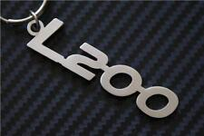 """L200"" keyring Schlüsselring porte-clés WARRIOR DI D ANIMAL PICKUP 2.5 TD 4WD"