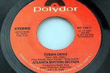 Atlanta Rhythm Section: Cuban Crisis / Dog Days  [Unplayed Copy]