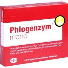 PHLOGENZYM Mono Tabl. magensaftr.   40 st   PZN5386323