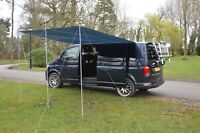 VW Camper Sun Canopy Awning VW Campers Van Conversions, Motorhomes,SILVER GREY