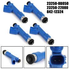 Set of 4 Fuel Injectors 23250-22080 for Toyota Corolla Matrix 23250-0D050