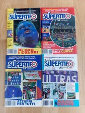SUPERTIFO N.4 NUMERI 2006 ULTRA JUVENTUS CESENA FIORENTINA PISA ANCONA LIVERPOOL