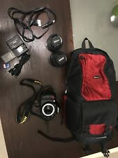 nikon d 3000 slr digital camera with accessories