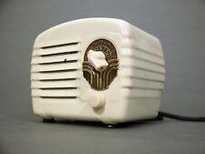 """1941 : ARVIN 422A """"Mighty Mite"""" - das kleinste 4 Röhren-Vorkriegsradio"""