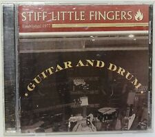 Stiff Little Fingers: Guitar And Drum CD (2003) - Very Good condition - Free P&P