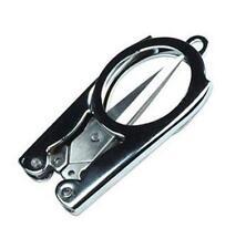 Mini Handy Pair of Folding Scissors Stainless Steel Travel Pocket Multi User Hot