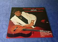 "Nico Angelis (LP) ""Goa"" [GER 1985 teldec DMM vinyle"" takamine-guitare""] M -"