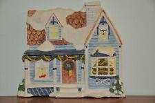 "Vintage Brian Baker's Deja vu Collection ""Christmas House"" -1989 Mib"