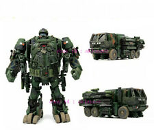 Transformers Weijiang M02 Armored Hound Jungle Camouflage Alloy Version Stock