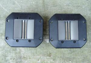 2 x Quadral T 50/20/LT300 A Bändchen Hochtöner Magnetostat ( Technics )