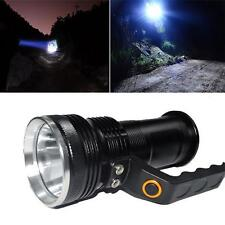 3000LM Handheld CREE XM-L T6 3-mode Rechargeable LED 18650 Torch Flashlight G1