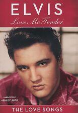 Elvis Presley : Love Me Tender - The Love Songs (DVD)