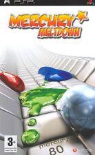 Mercury Meltdown SONY PSP IT IMPORT IGNITION ENTERTAINMENT