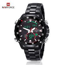 NAVIFORCE 9030-BLACK fashion sports quartz men Genuine wrist watch