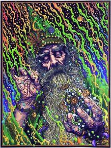 The Alchemist Blotter Art Rosenfeld Rafti