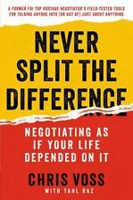 Never Split the Difference: Negotiating As If Your Life Depended ... (EB00K)