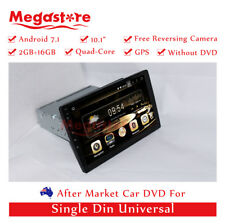 """10.1"""" Android 7.1 quad core Car Multimedia player GPS For Single Din universal"""