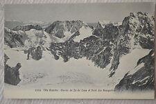 """CPA """" Tête Blanche - Glacier de Za de Zans et Dent des Bouquetins"""