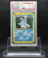 Azumarill Neo Genesis PSA 8 NM - MINT Pokemon Card WOTC 2000 2/111