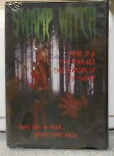 SWAMP WITCH (DVD 2012) VERY RARE HORROR BRAND NEW