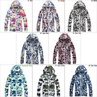 New Unisex Cycling Running Hiking Quick drying Windproof Outdoor Coat Jacket