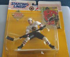 Nhl Chris Chelios - Chicago Blachawks - Slu 1995 - Figure - Hockey - Plz Read !
