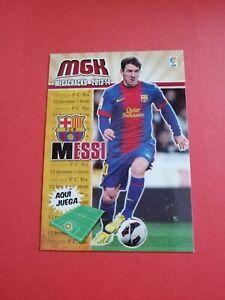 MEGACRACKS 2013/2014  72- MESSI ( BARCELONA )