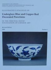 LIVRE : PORCELAINE CHINOIS (antique,underglaze blue,copper red)