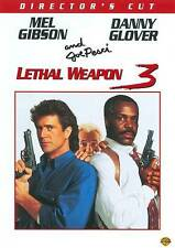 Lethal Weapon 3 (DVD, 2009, Directors Cut) NEW Sealed