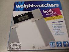 Conair Weightwatchers Body Analysis Glass Scale WW72Y