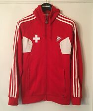ADIDAS Red Hoodie Size S Men Boys Womans Euro 2008