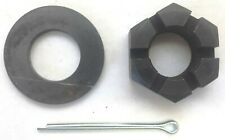 1932-48 Ford flathead axle nut special washer /& cotter pins  banjo SCTA key