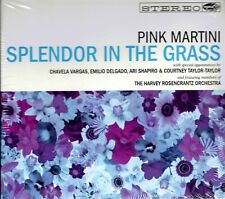 CD + DVD - PINK MARTINI - Splendor in the grass