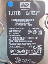 1TB Western Digital WD10EALX-408EA0 | DCM: HHRNHTJCAB | 08 DEC 2012