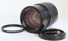 MINOLTA MAXXUM AF 135/2.8 135mm f2.8 LENS FOR SONY JAPAN 17103477 READ WELL!