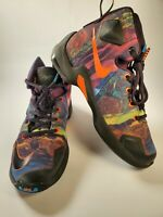 "NIke Lebron 13 ""Akronite Philosophy"" Boys size 3.5 Y 808709-008"