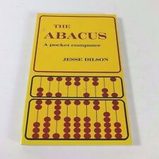 THE ABACUS: A Pocket Computer by Jesse Dilson; Vintage Softcover (1968)