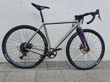 Rondo RUUT AL 2 2020 gravel bike M-size 54 gray SRAM APEX