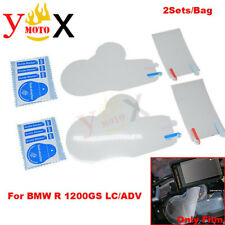 Cluster Scratch Protection Film Screen Protector for BMW R1200GS ADV LC 2013-17