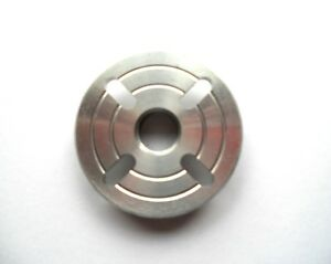 """Clisby Lathe - 2"""" Face plate - New"""