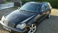 2004 Mercedes-Benz C Class C270 CDI Estate Diesel Automatic