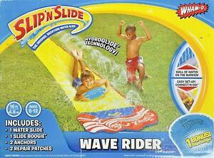 Wham-O Slip 'N Slide Wave Rider Water Slide 16 feet NIB