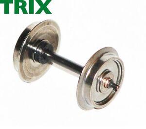 Trix H0 E32376004 DC-Gleichstrom Radsatz Nadellager (1 Stück) - NEU
