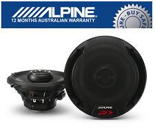 "Alpine SPR-50 Type-R 5-1/4"" Coaxial 2-Way Speakers"