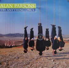 ALAN PARSONS POSTER, TRY ANYTHING ONCE (SQ19)