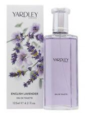 YARDLEY ENGLISH LAVENDER EAU DE TOILETTE 125ML SPRAY - WOMEN'S FOR HER. NEW