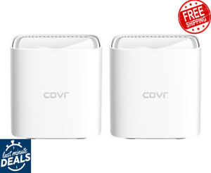 D-Link COVR-1102 Dual band AC1200 Seamless Mesh Wi-Fi System 2pack AU Stock