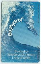 O 2144 11.95 Bayer - Bayhydrol Lackrohstoffe (Surf-Welle) 12 DM 1.200 Ex NEU **