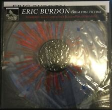 Rare LP Eric Burdon from Time to Time Numbered Limited Vinyl